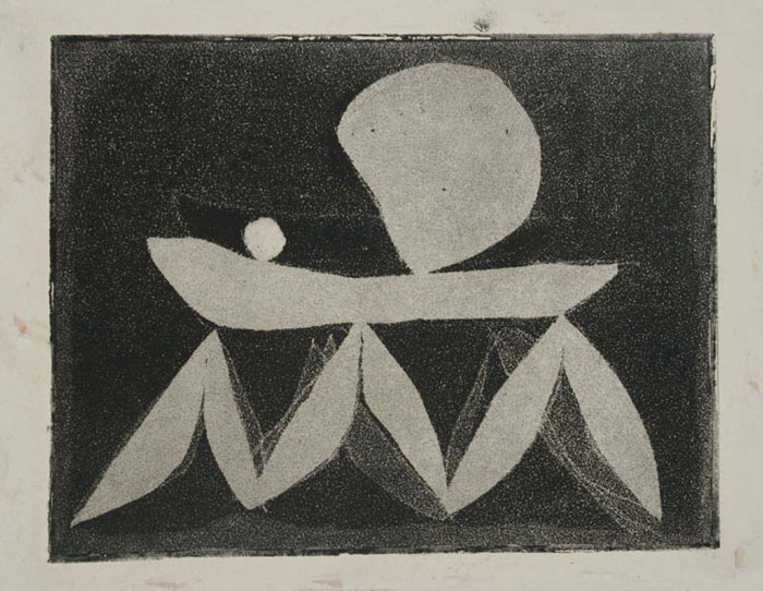 <em><strong>Untitled</strong></em>.Aquatint,