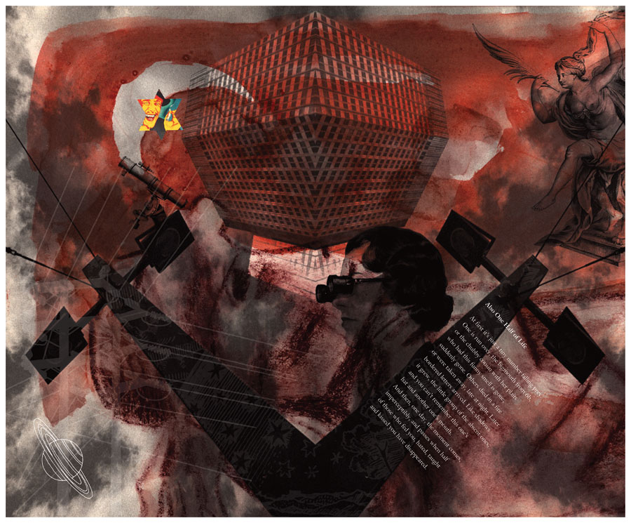 <em><strong>History of Clouds 2</strong></em>.Digital print on archival paper, 29 x 24 inches, 2011 Edition of 7